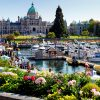 Victoria BC, furnished apartment rental